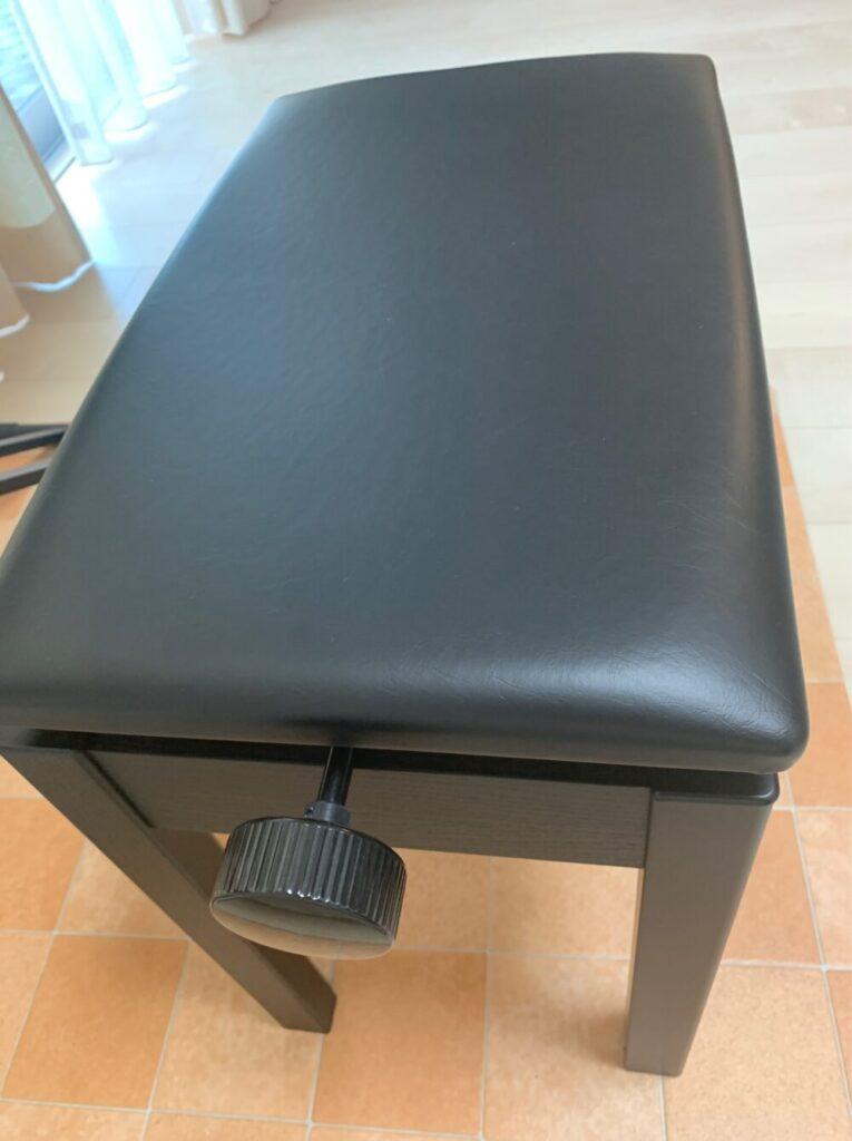ピアノ椅子(BC-205BK)